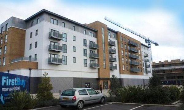 Bellway Apartments, London