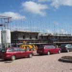Precast Concrete Columns | Flood Precast